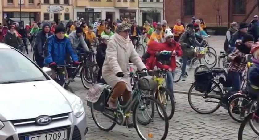Wiadomości, Toruń rowerową stolicą Europy Wszystko zależy również Ciebie! - zdjęcie, fotografia