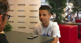 Odwaga, talent i marzenia o Moto GP. Rozmawiamy z Danielem Blinem