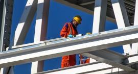 Miasto się rozbudowuje. Nowe usługi, produkcja, miejsca pracy i budownictwo jednorodzinne