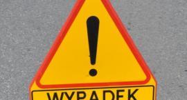 Niebezpiecznie na drogach w Toruniu i regionie. Groźny wypadek w Łysomicach